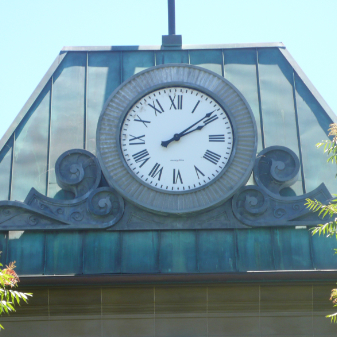 Image of clock tower